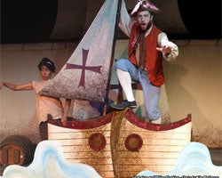 More Info for  ROBINSON CRUSOE & FRIDAY - SMART STAGE MATINEE PLUS