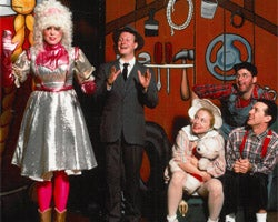 More Info for Santa's Enchanted Workshop – Smart Stage Matinee Series