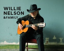 More Info for Willie Nelson & Family