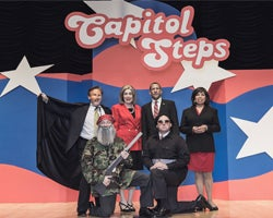 More Info for The Capitol Steps