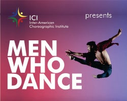More Info for NEW DATE - Men Who Dance