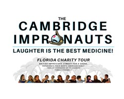 More Info for  The Next Step Institute presents The Cambridge Impronauts