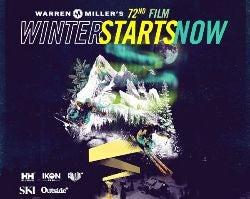 More Info for Warren Miller's Winter Starts Now