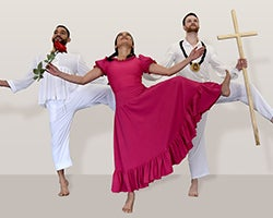 """More Info for Dance NOW! Miami Presents Program 11: Jose Limon's """"La Malinche"""""""