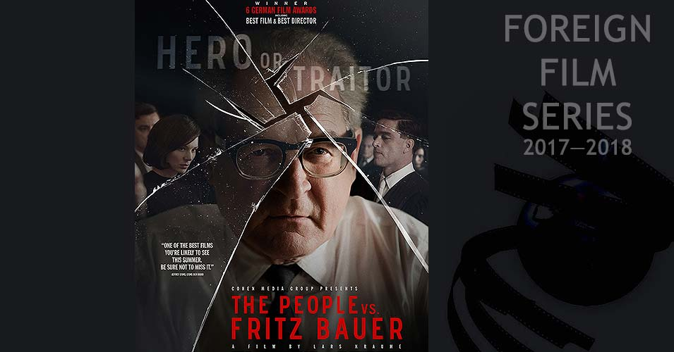 Slide Image - THE PEOPLE VS. FRITZ BAUER - Official Theatrical Trailer (HD)