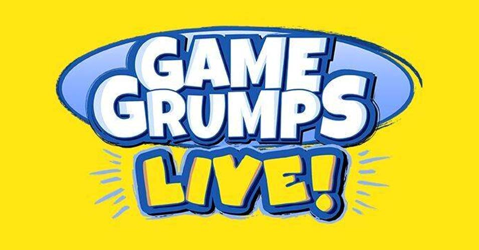 Game Grumps LIVE! | Broward Center for the Performing Arts