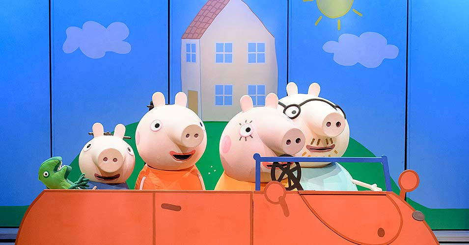 Peppa Pig LIVE! Buy Tickets