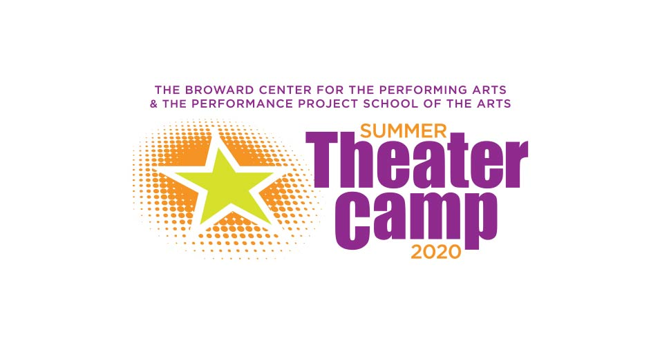 Summer Theater Camp Broward Center For The Performing Arts