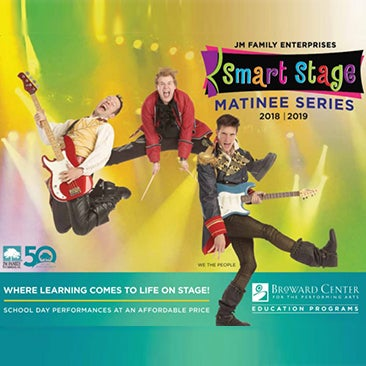 More Info for SMART STAGE MATINEE SERIES 18/19
