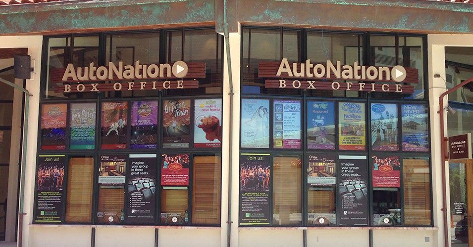 Slide Image - Broward Center Box Office<br />