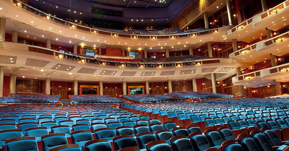 Seating charts broward center for the performing arts