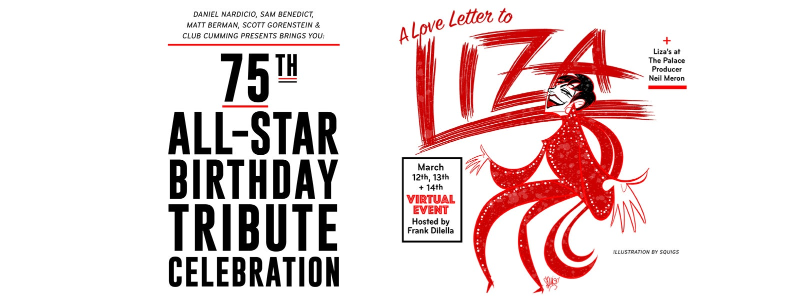 More Info - A Love Letter to Liza: A 75th Birthday Tribute Celebration