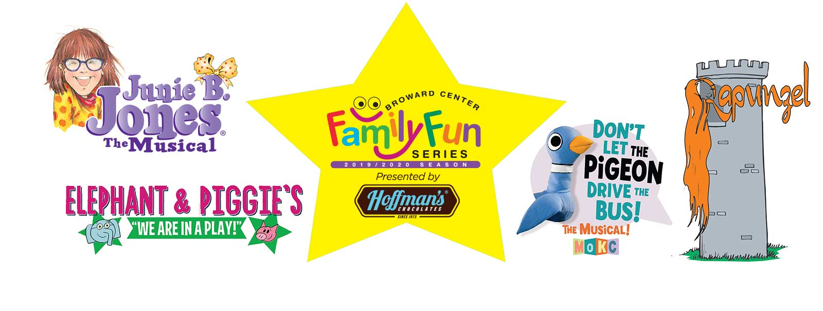 More Info - 2019/2020 Family Fun Series | SUBSCRIBE TODAY!