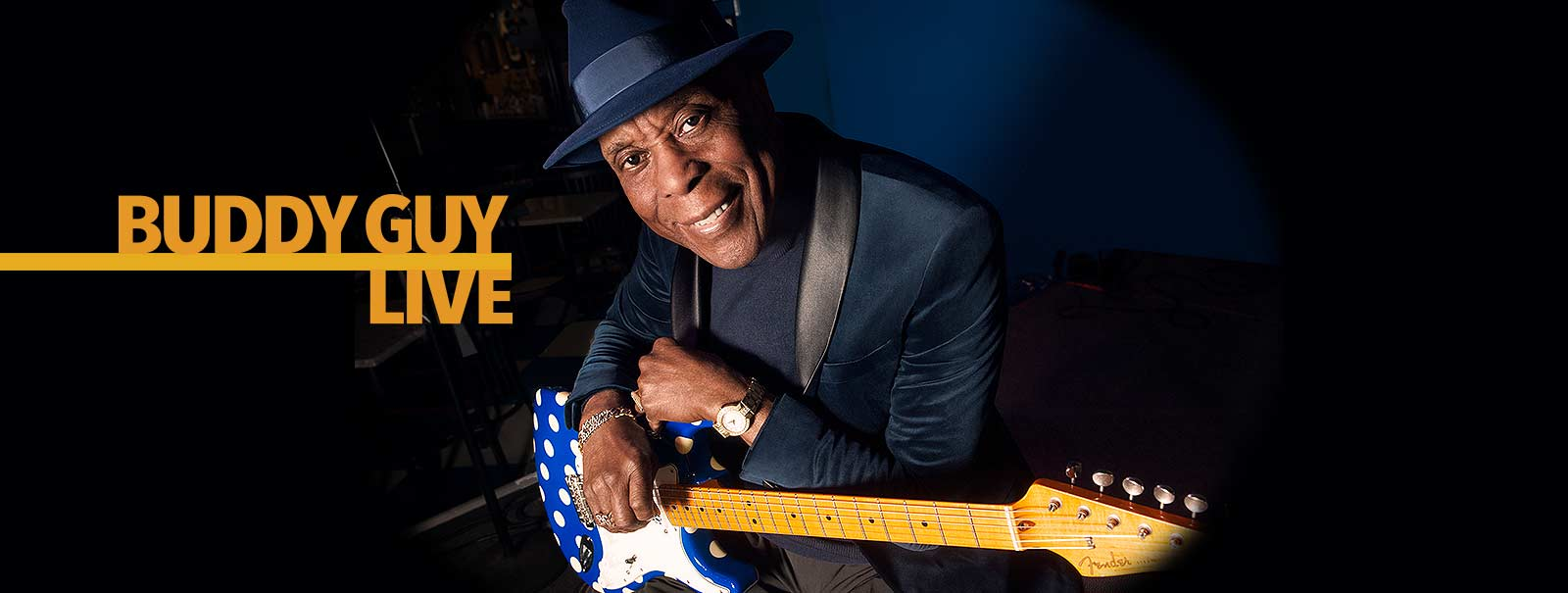 More Info - Buddy Guy