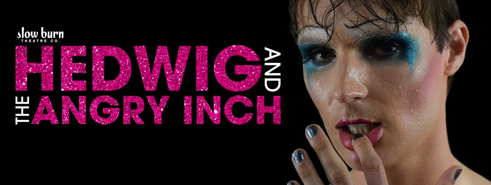 More Info - Slow Burn Theatre Co: Hedwig and the Angry Inch