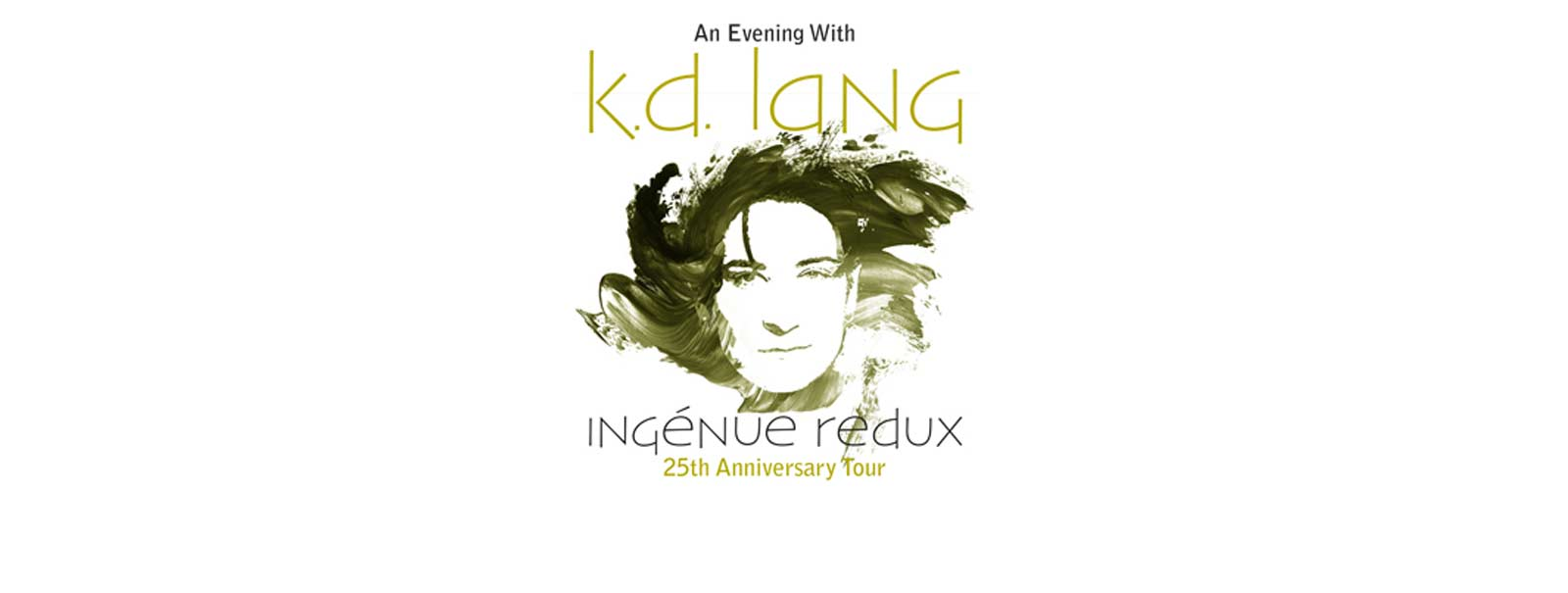 More Info - k.d. lang Ingenue Redux 25th Anniversary Tour