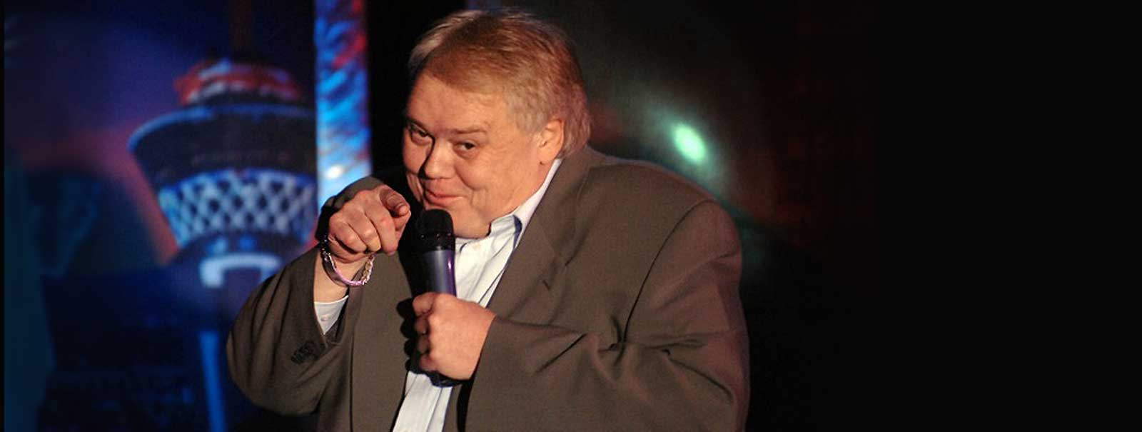 More Info - LOUIE ANDERSON
