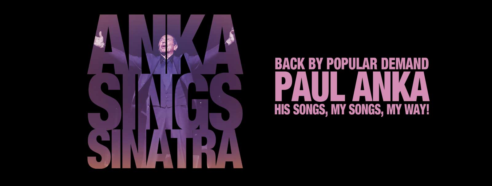 More Info - Paul Anka - Anka Sings Sinatra: His Songs, My Songs, My Way