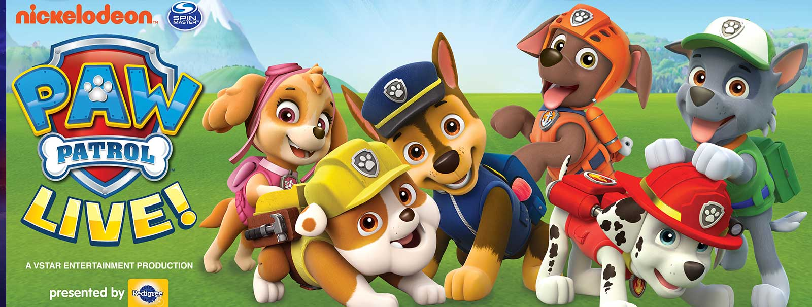More Info - PAW Patrol Live! Race to the Rescue