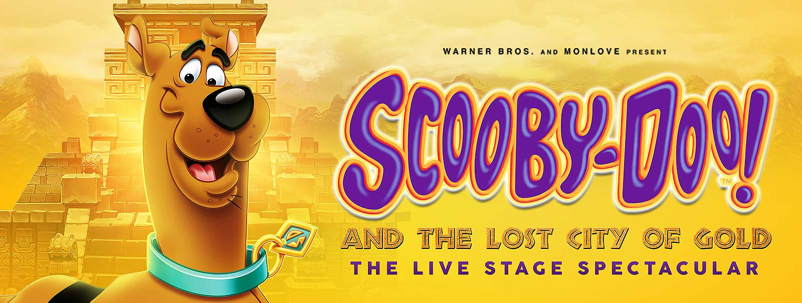 More Info - Scooby-Doo! and The Lost City of Gold