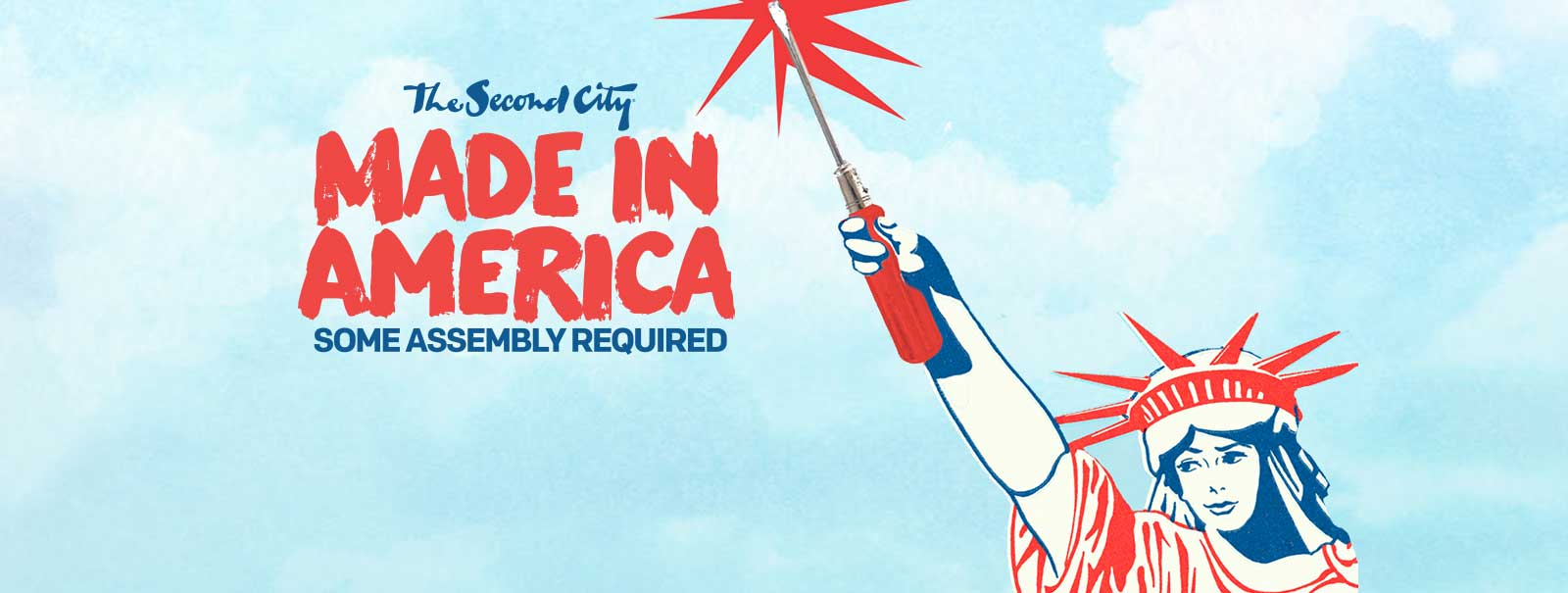 More Info - The Second City: Made in America (Some Assembly Required)