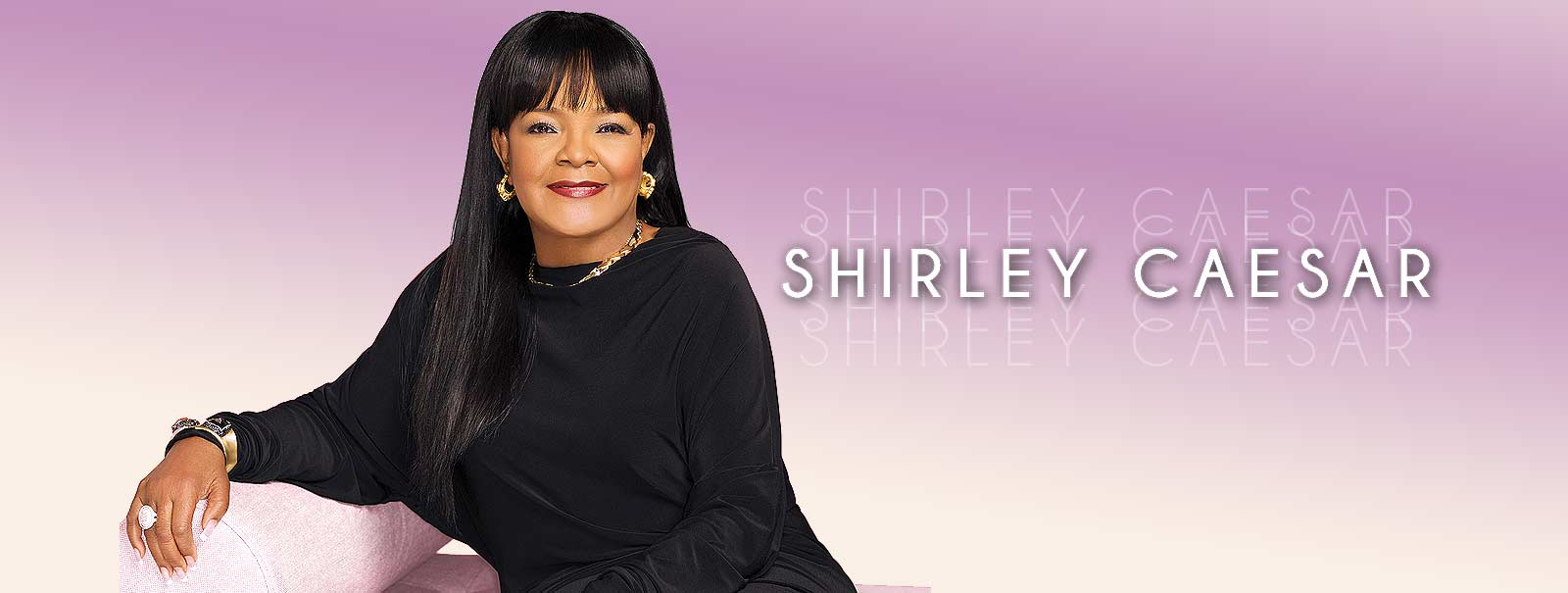 More Info - Broward Center and Ricky DeRae Present Shirley Caesar