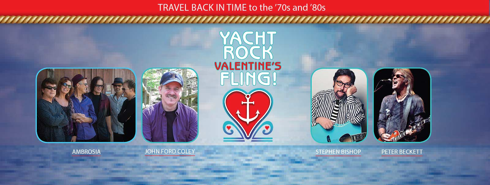 More Info - Yacht Rock Valentines Fling!