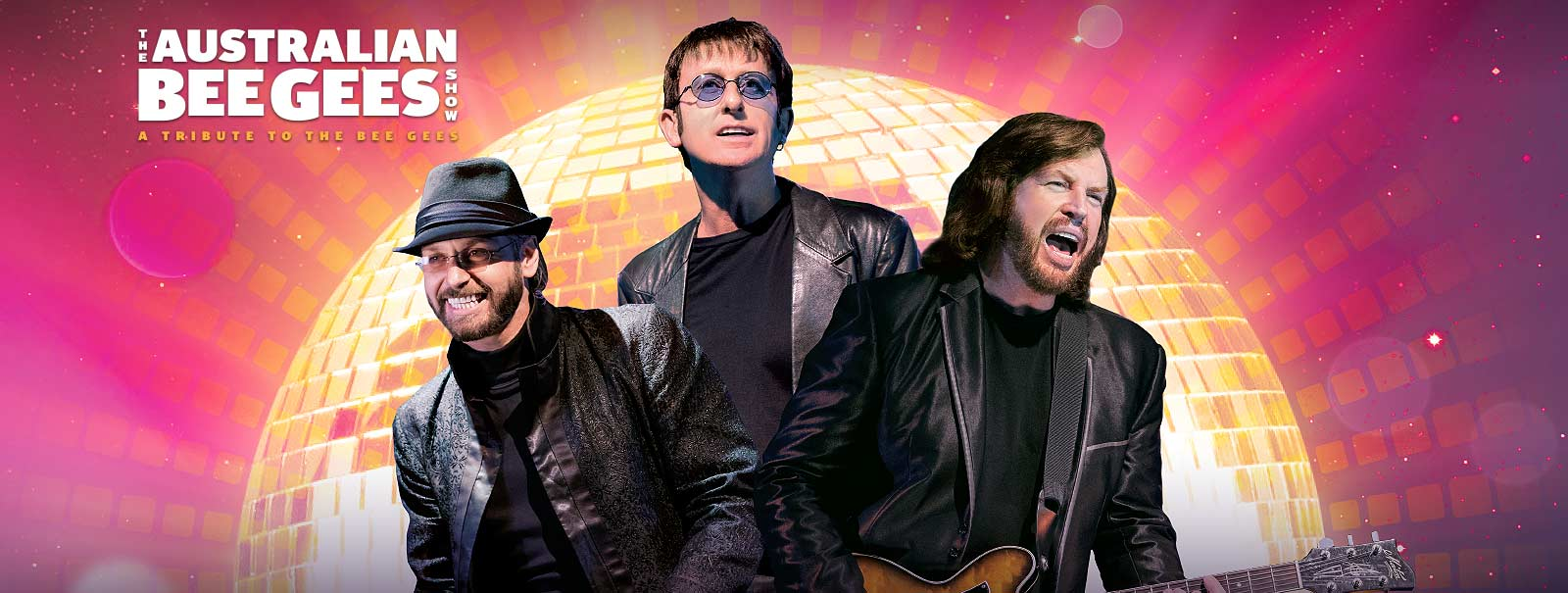 More Info - The Australian Bee Gees Show - A Tribute to the Bee Gees