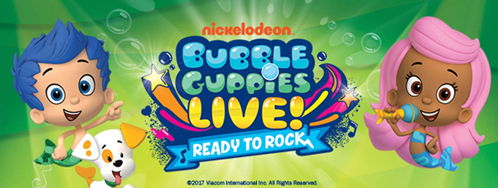 More Info - Bubble Guppies Live: