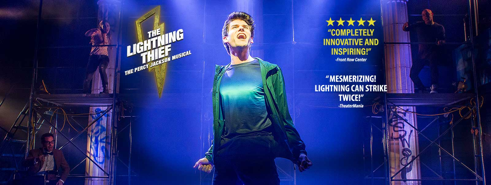 More Info - The Lightning Thief: The Percy Jackson Musical