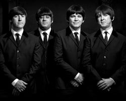 The Mersey Beatles Four Lads From Liverpool