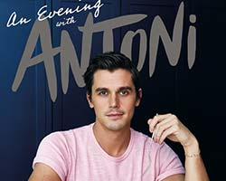 More Info for An Evening with Antoni