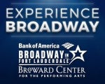 2016/2017 Bank of America Broadway in Fort Lauderdale Season