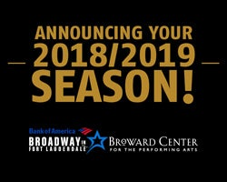 2018/2019 bank of america broadway season