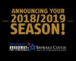 2018/2019 bank of america broadway season