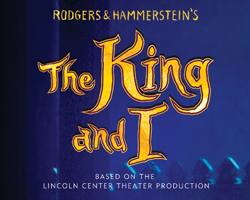 More Info for The King and I