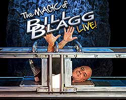 More Info for GET YOUR TICKETS BEFORE THEY DISAPPEAR FOR  ILLUSIONIST BILL BLAGG AT PARKER PLAYHOUSE