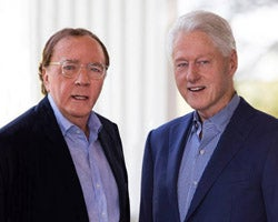 More Info for A Conversation with President Bill Clinton and James Patterson