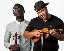 More Info for Black Violin  - Give Thanks Tour
