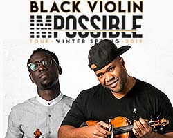 More Info for Black Violin: Impossible Tour