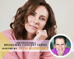 More Info for Laura Benanti with Seth Rudetsky