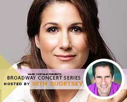 More Info for Stephanie J. Block with Seth Rudetsky