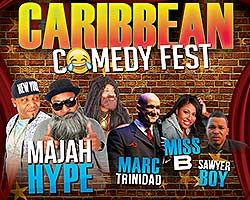 Caribbean Comedy Fest