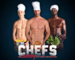 CHEFS! The Sizzling Kitchen Showdown