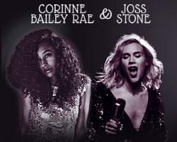More Info for Joss Stone & Corinne Bailey Rae