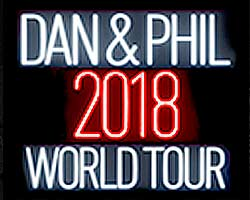 More Info for Dan and Phil 2018 World Tour — Interactive Introverts
