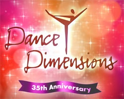 More Info for Dance Dimensions: 35th Anniversary Show