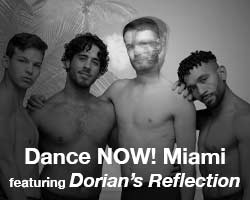 More Info for Dance Now! Miami: Program III featuring Dorian's Reflection
