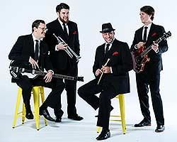 Gold Coast Jazz: The Four Freshmen