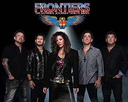 More Info for Frontiers: The Ultimate Journey Tribute Band